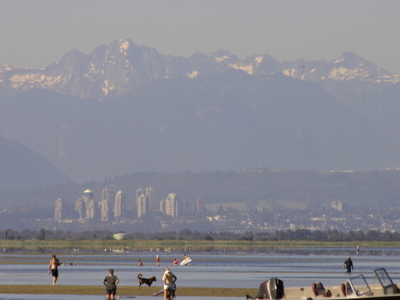 North From Maple Beach