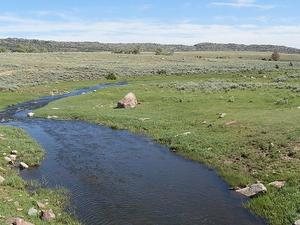 Norte Laramie River