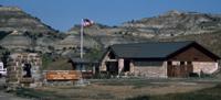 North Unit Visitor Center