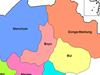 Northwest  Cameroon Divisions