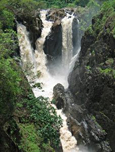 Northwest  Province     Waterfall