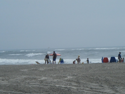 North Wildwood Beach At 3rd Avenue