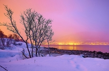 Norway Fjords From Tromso South Beach