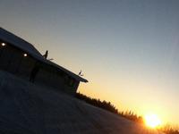 Noruega Casa aeropuerto
