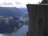 Norway  Preikestolen