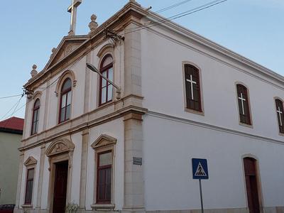 Nossa Senhora Da Graça Church