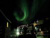 Nothern Lights In Maniitsoq Town