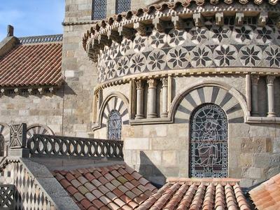 Basilica Of Notre-Dame Du Port