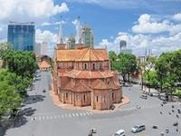 Saigon Basílica de Notre Dame
