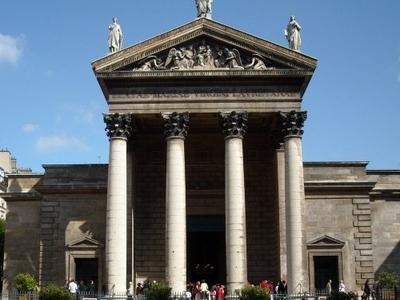 Church Notre-Dame-de-Lorette