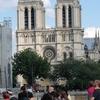 Notre Dame De Paris On Île De La Cité
