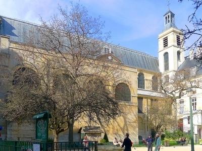Notre-Dame-des-Blanc-Manteaux