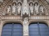 Notre Dame Du Sablon Entrence