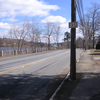 Route 331 Runs Parallel To The LaHave River