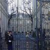 Entrance Gate To The Hôtel De Beauvau