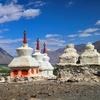 Nubra Valley Stupas - Ladakh
