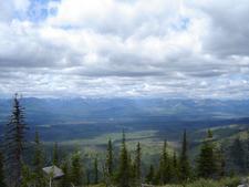 Numa Lookout Trail At Glacier - Montana - USA