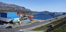 Nuuk Port And Harbour