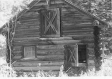 Nyack Ranger Station Historic District - Glacier - USA
