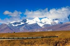 Nyenchen Tanglha Mountains