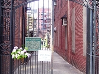 Nueva York Cementerio Marble