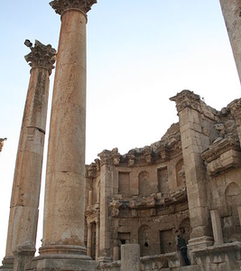 Nymphaeum Jerash