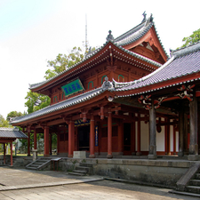 Nagasaki Sofukuji Daiyuhoden