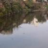 Nag River Reflecting Urban Pollution
