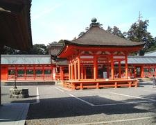 Nangu Taisha Shrine