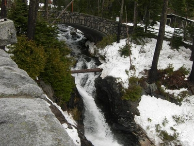 Narada  Falls  Bridge