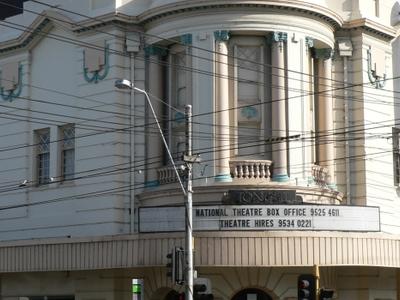 National Theatre, Melbourne