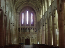 Nave Facing Liturgical West