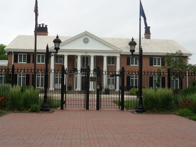 Nebraska Governors Mansion