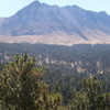 View Of The Volcano From The Trailhead