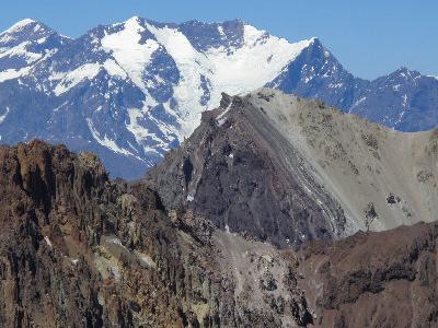 Nevado Del Plomo