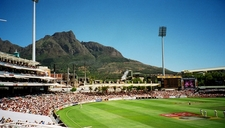 Newlands Overlooked By Devil's Peak