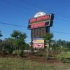 New Smyrna Speedway Sign