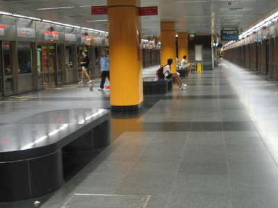 Newton  MRT Station