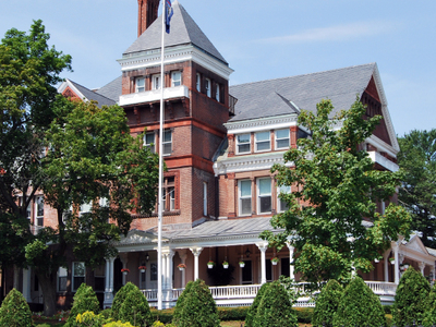 New York State Executive Mansion