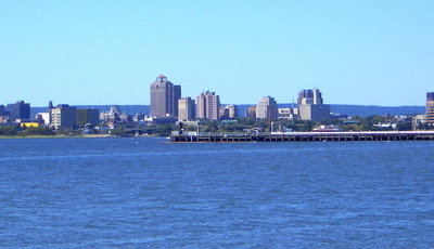 New Haven Harbor