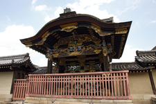 Karamon Gate Was Moved To Nishi Hongan-ji