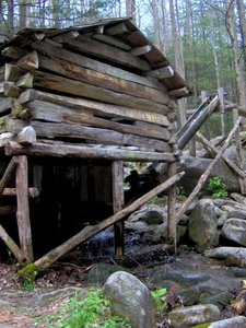 Tub Mill Near The Noah Ogle Place