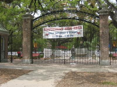 Gates Of Carousel Gardens