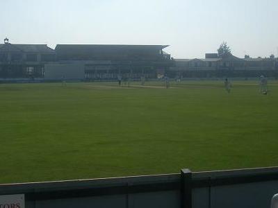 County Cricket Ground Northampton
