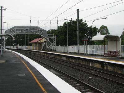 North Boondall Railway Station