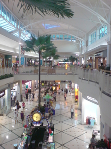 Cairns Central In The Evening