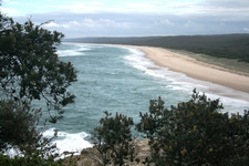 North Stradbroke Island Brisbane Queensland Australia