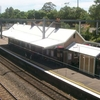 North Strathfield Railway Station