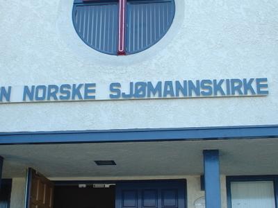 Norwegian  Seamen  2 7s  Church Entry