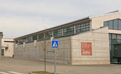 Norw  Rail  Museum  Main